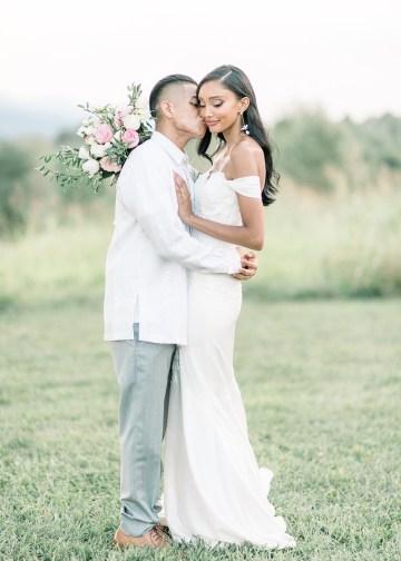 Elegant Virginia Countryside Wedding – Morgan Renee Photography 46