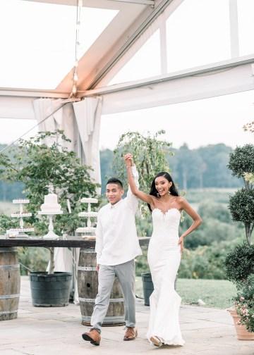Elegant Virginia Countryside Wedding – Morgan Renee Photography 54