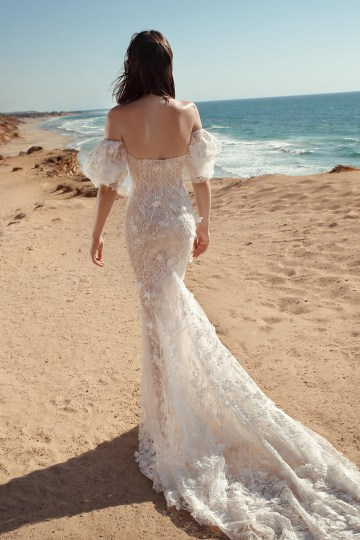 Galia Lahav Gala IX Wedding Dress Collection – Bridal Musings – G-401-back