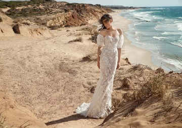 Galia Lahav Gala IX Wedding Dress Collection – Bridal Musings – G-401