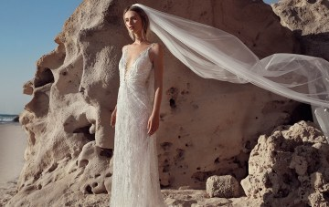 GALA IX By Galia Lahav Gives Us Stunning Mermaid-Inspired Wedding Dresses