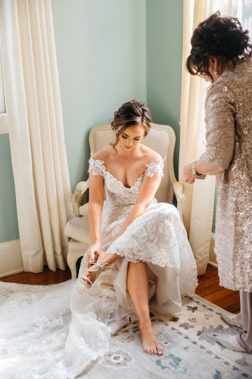 Magical Intimate Southern Wedding Under The Oak Trees – Pure Luxe Bride – Lydia Ruth Photography 18