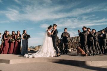Magical Modern Harry Potter Inspired Wedding – Ashlyn Savannah Photo 1
