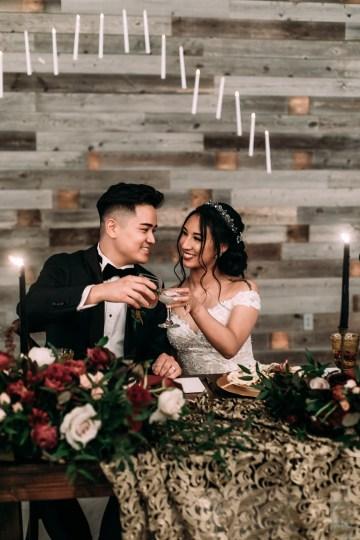 Magical Modern Harry Potter Inspired Wedding – Ashlyn Savannah Photo 26