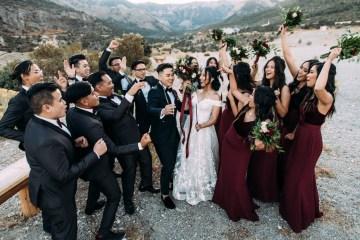 Magical Modern Harry Potter Inspired Wedding – Ashlyn Savannah Photo 3