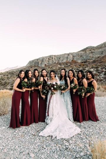 Magical Modern Harry Potter Inspired Wedding – Ashlyn Savannah Photo 43