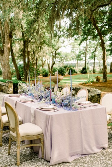 Whimsical Lilac Purple Garden Wedding Inspiration – Danielle Harris Photography 22