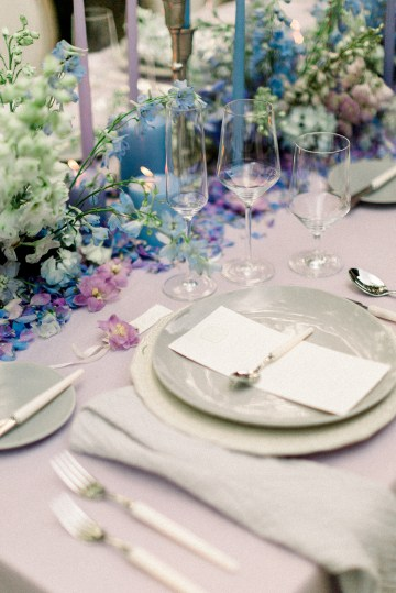 Whimsical Lilac Purple Garden Wedding Inspiration – Danielle Harris Photography 23