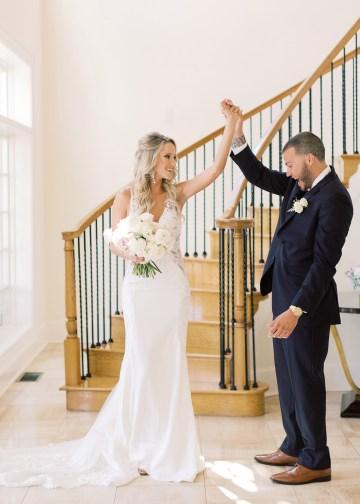 Lavish Southern Winery Wedding – Molly Lichten Photography 19