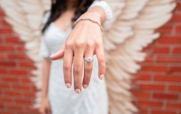8 Reasons It's Okay To Spend Less On Your Engagement Ring (Hello, Dream Honeymoon)