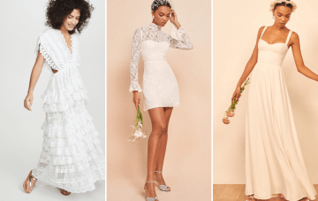 20 Affordable Back-Up Wedding Dresses (Under $500 & Ready To Ship!)