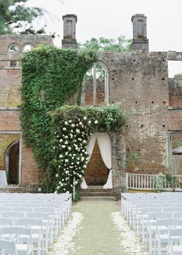 Blue Wedding at Barnsley Gardens Ruins in Georgia – Shauna Veasey 31