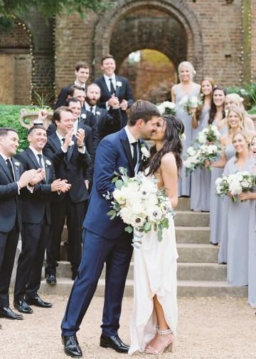 Blue Wedding at Barnsley Gardens Ruins in Georgia – Shauna Veasey 32
