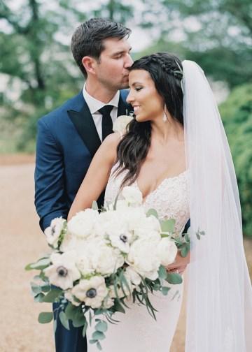 Blue Wedding at Barnsley Gardens Ruins in Georgia – Shauna Veasey 37