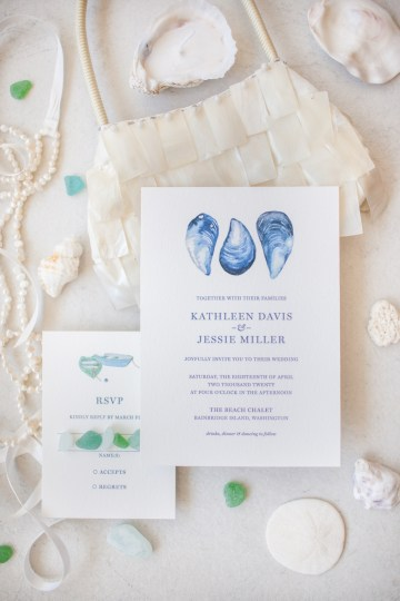 Maggie Sottero Pacific Northwest Beach Wedding Inspiration – Claire Eliza – Bridal Musings 79