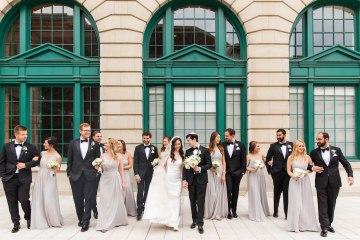 Ornate Jewish Ballroom Wedding with the Brides Grandmothers Wedding Dress – Danielle Harris Photography 2
