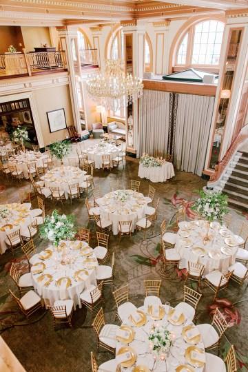 Ornate Jewish Ballroom Wedding with the Brides Grandmothers Wedding Dress – Danielle Harris Photography 51