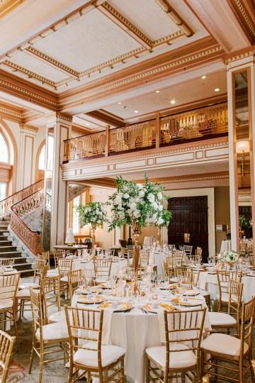 Ornate Jewish Ballroom Wedding with the Brides Grandmothers Wedding Dress – Danielle Harris Photography 52