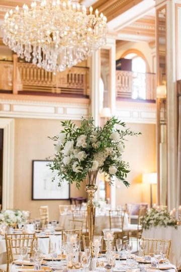 Ornate Jewish Ballroom Wedding with the Brides Grandmothers Wedding Dress – Danielle Harris Photography 53