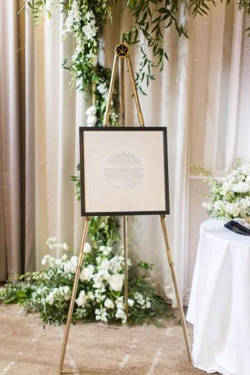 Ornate Jewish Ballroom Wedding with the Brides Grandmothers Wedding Dress – Danielle Harris Photography 57