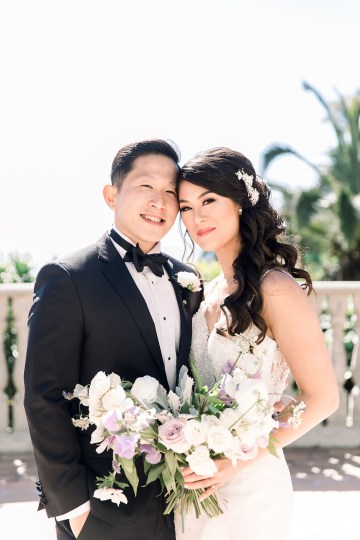 Lush Lavender Bel Air LA Wedding – Hanh Nguyen 19