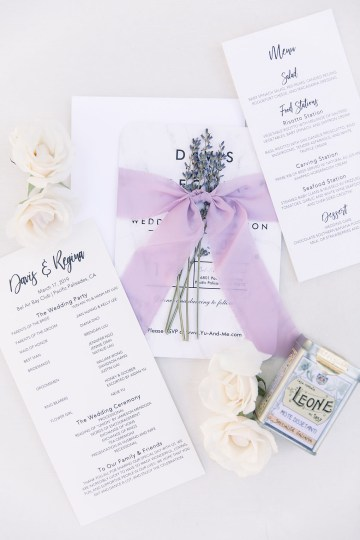 Lush Lavender Bel Air LA Wedding – Hanh Nguyen 4