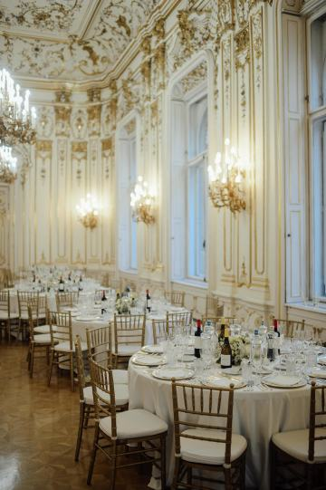 Practically Royal Classic Budapest Cathedral Wedding – Julian Gyula Zacsfalvi 30