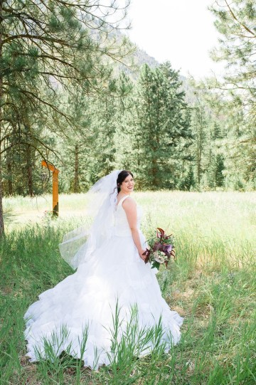 Whimsical Forest Lodge Congolese American Wedding – Honeybee Weddings 13