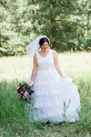 Whimsical Forest Lodge Congolese American Wedding – Honeybee Weddings 17