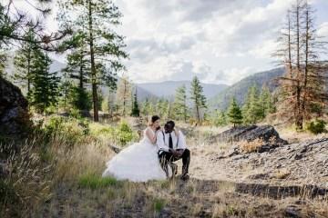 Whimsical Forest Lodge Congolese American Wedding – Honeybee Weddings 2