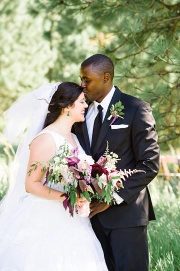 Whimsical Forest Lodge Congolese American Wedding – Honeybee Weddings 30