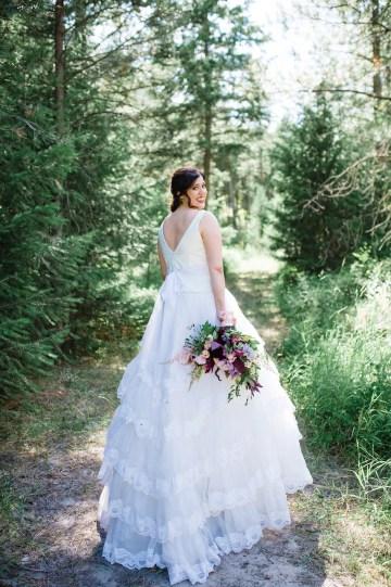 Whimsical Forest Lodge Congolese American Wedding – Honeybee Weddings 36