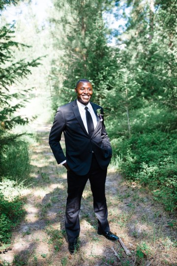Whimsical Forest Lodge Congolese American Wedding – Honeybee Weddings 40
