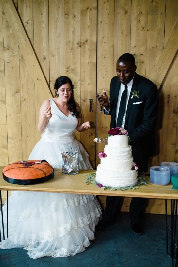 Whimsical Forest Lodge Congolese American Wedding – Honeybee Weddings 43