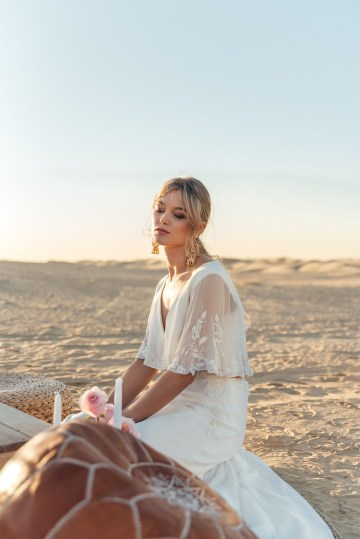 Bohemian Morocco Desert Wedding Inspiration – Bo and Luca – Krust Photography 9