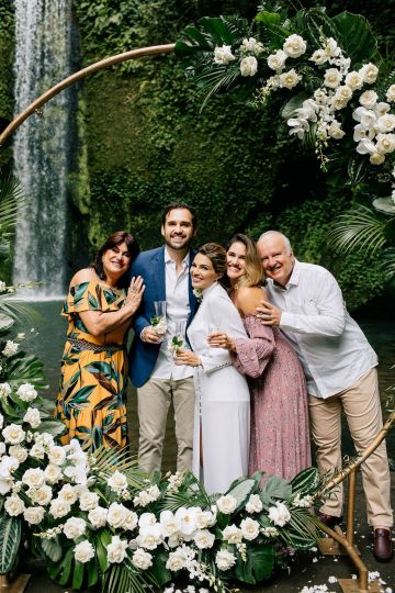Breathtaking Bali Waterfall Elopement – Vladimir Borodenok 23