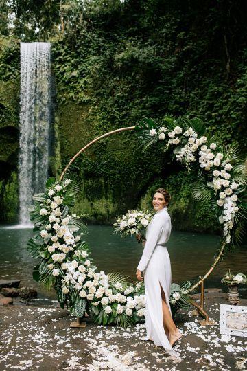 Breathtaking Bali Waterfall Elopement – Vladimir Borodenok 26
