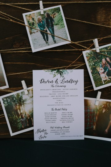 Eclectic San Diego Garden Wedding – Barrels and Branches – Lets Frolic Together 36