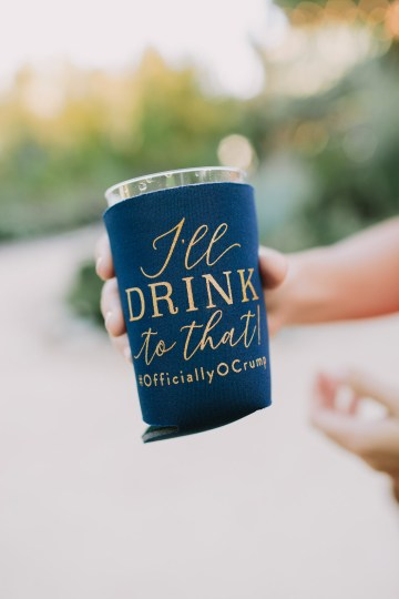Eclectic San Diego Garden Wedding – Barrels and Branches – Lets Frolic Together 37