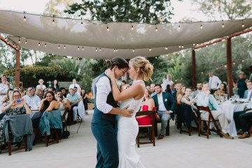 Eclectic San Diego Garden Wedding – Barrels and Branches – Lets Frolic Together 47