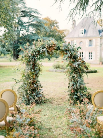 Gorgeous French Chateau de Bouthonvilliers Wedding Inspiration – Wike Zijlstra Photography 23
