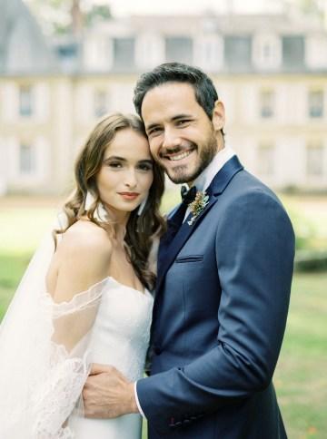Gorgeous French Chateau de Bouthonvilliers Wedding Inspiration – Wike Zijlstra Photography 33