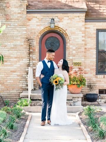 Intimate Summer Cottage Wedding – Rachel Ann Media 13