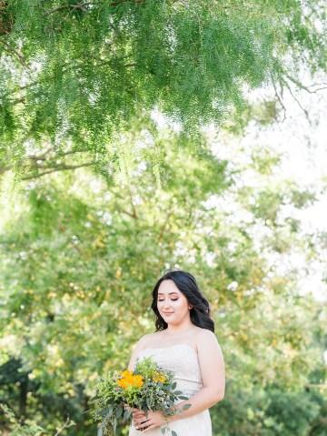 Intimate Summer Cottage Wedding – Rachel Ann Media 20