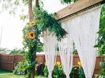 Intimate Summer Cottage Wedding – Rachel Ann Media 30