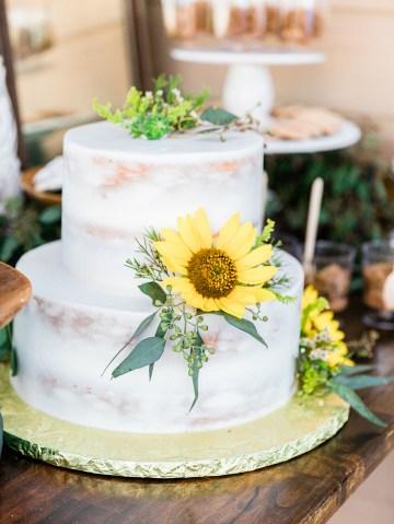 Intimate Summer Cottage Wedding – Rachel Ann Media 9