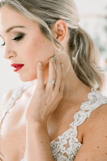 Bold Red Wedding Inspiration – Shannon O Neil Photography 34
