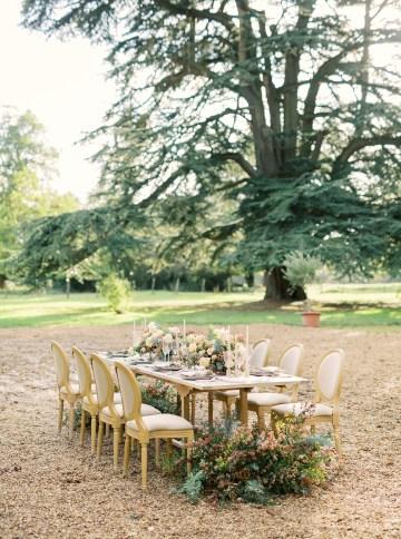 Gorgeous French Chateau de Bouthonvilliers Wedding Inspiration – Wike Zijlstra Photography 54