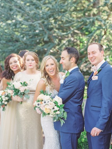 Pretty Denver Botanic Gardens Wedding – Decorus Fine Art Photography 10