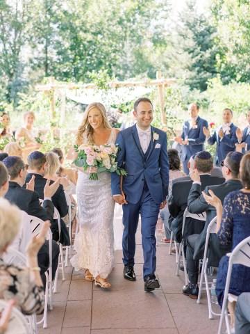 Pretty Denver Botanic Gardens Wedding – Decorus Fine Art Photography 27